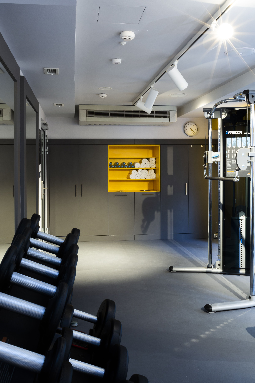 Gym Hotel Gym Gym Design Interior Design Furniture Custom