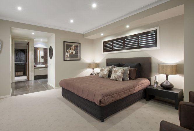 Main Through To Ensuite Master Bedroom Interior Basement Master