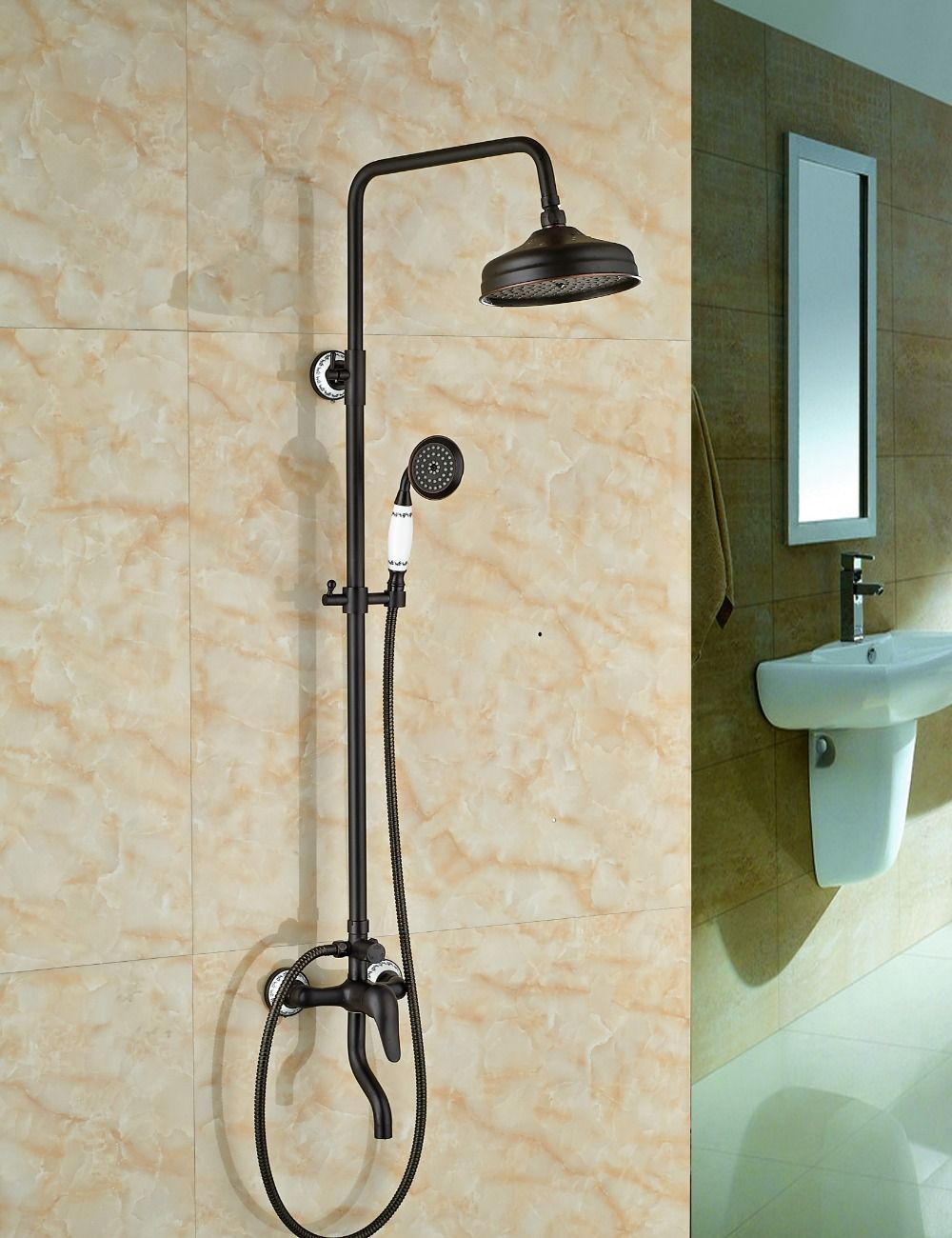 Wholesale And Retail Promotion Wall Mounted Rain Shower Head