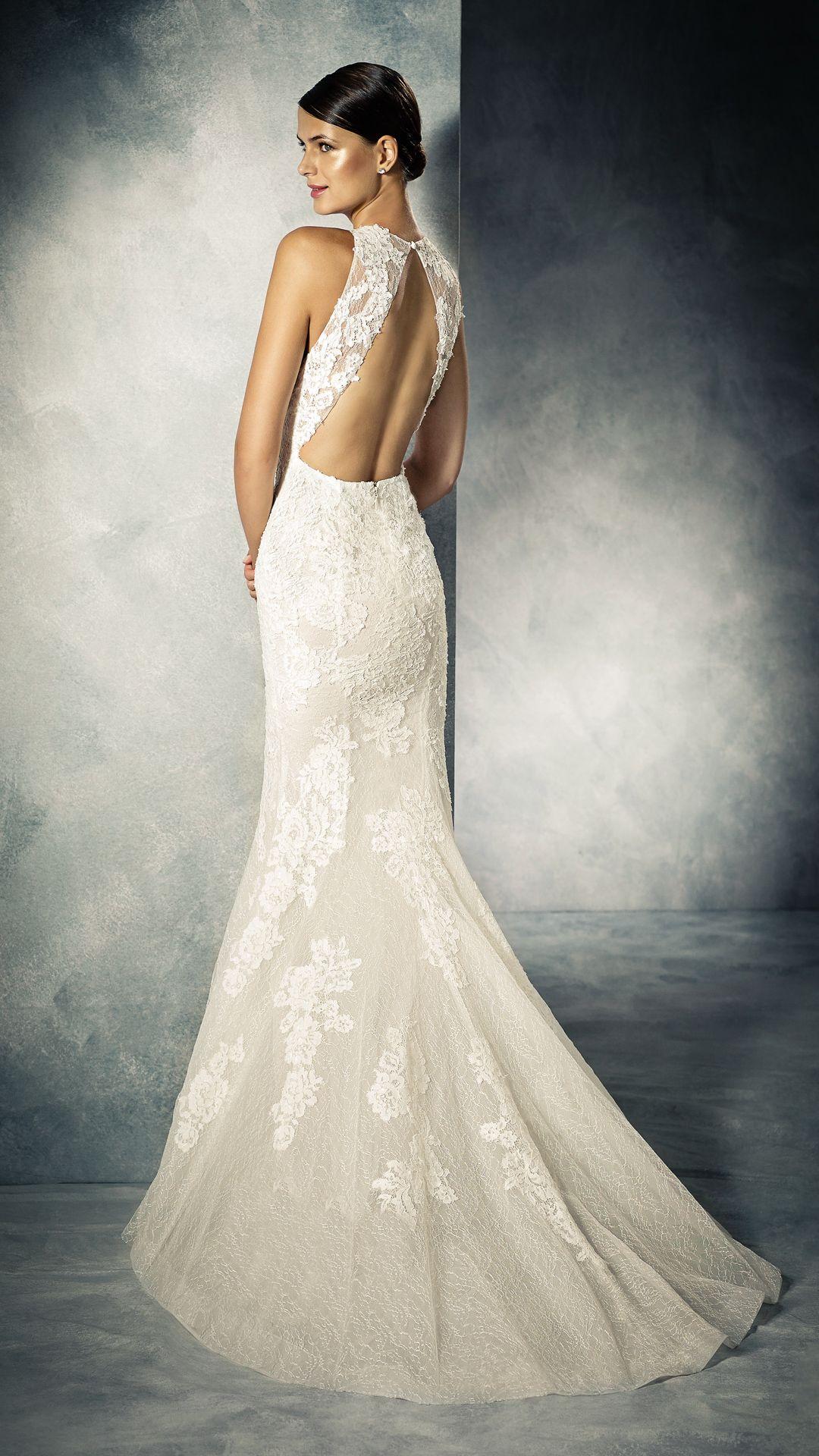 Hochzeitskleider 200 White One Kollektion Modell: JENSEN-C-20