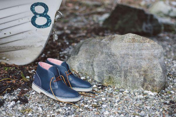 Photo of Herschel Supply Co. x Clarks Originals 2014 Fall/Winter Desert Boot