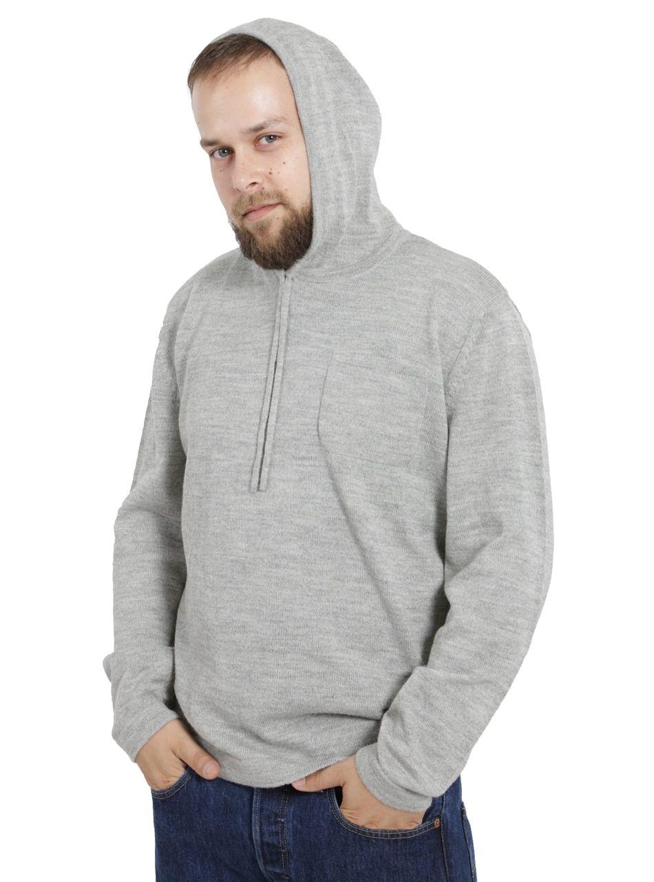 ffec1400fc67 Men s Baby Alpaca Hoodie