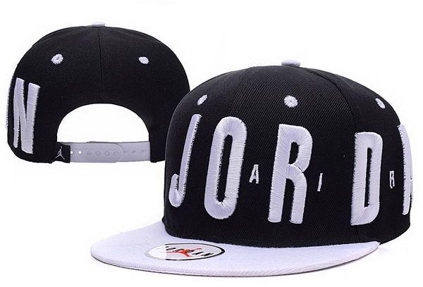 New brand HipHop adjustable sport s Cap Air JORDAN Black White Cool Fashion Snapbacks  Hat  6 pc 4d41c48d2704