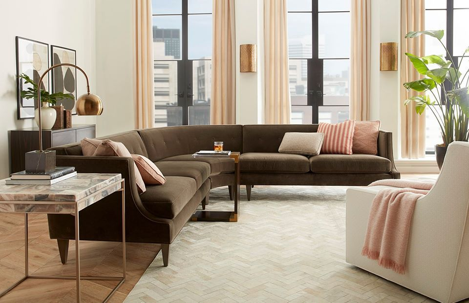 Amazing Sectional In 2020 At Home Furniture Store Furniture Fine Furniture