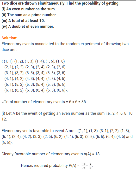 Probability Ncert Extra Questions For Class 9 Maths Maths Ncert Solutions This Or That Questions Math