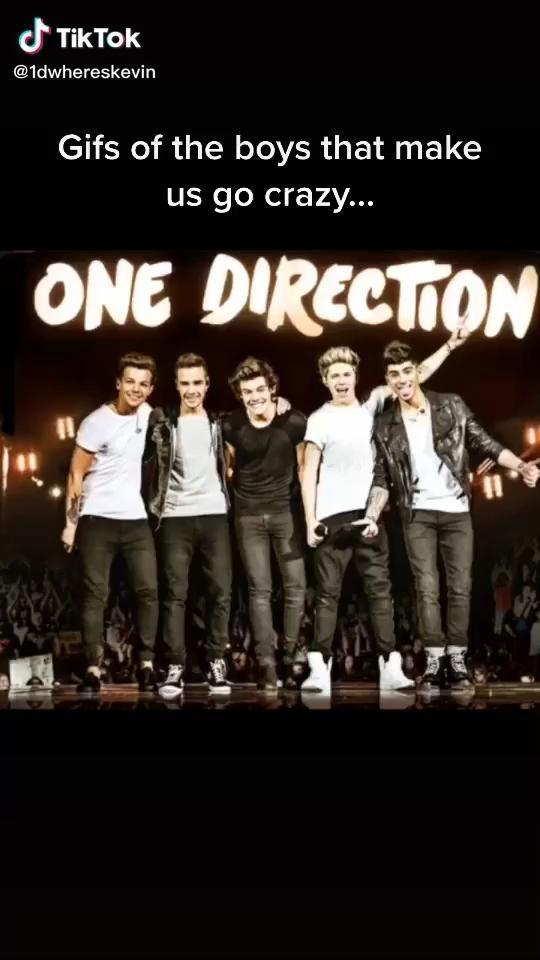 Via Tiktok Video One Direction Quotes One Direction Concert One Direction Videos