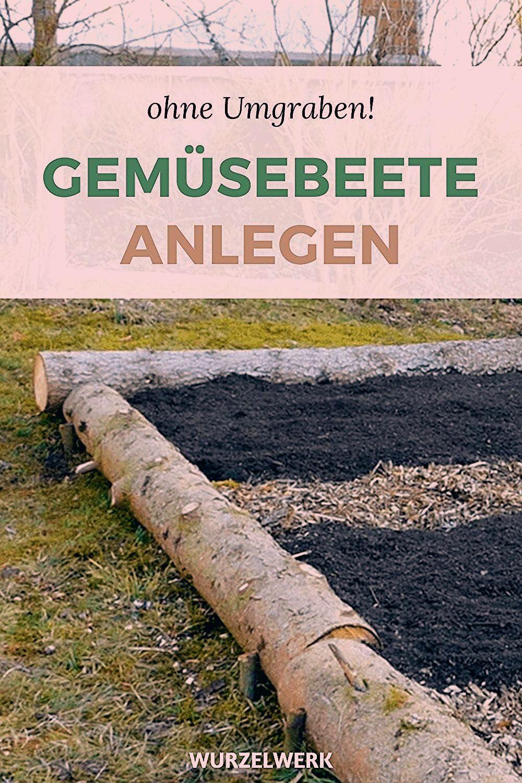 Photo of Beete anlegen ohne Umgraben