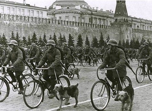 Soviet bicycles: history and species