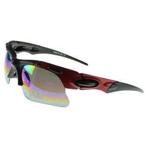 cf687922ec8 Cheap Oakley Radar Range Sunglasses red Frame blue Lens For Sale   Fake  Oakleys 20.89