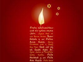 Weihnachtsgrüße In Verschiedenen Sprachen.Weihnachtswünsche In Verschiedenen Sprachen Briefeschreiben