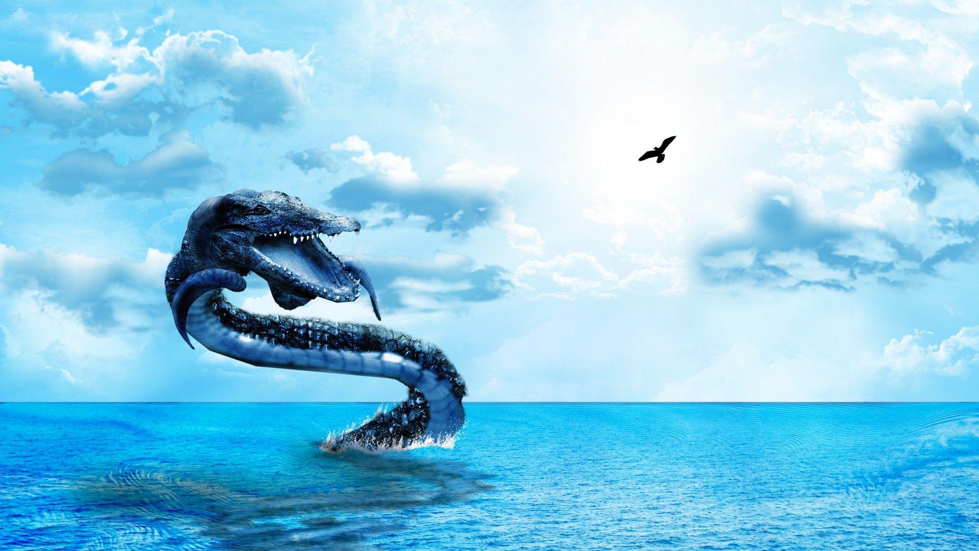 нестеров картинки морской змей вот подборка