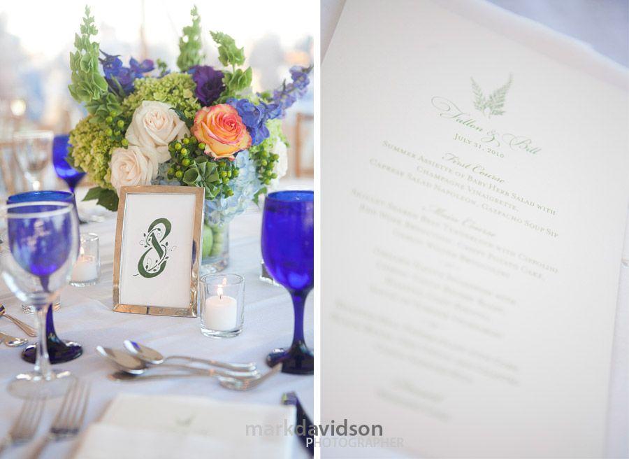 Tent Wedding Detail