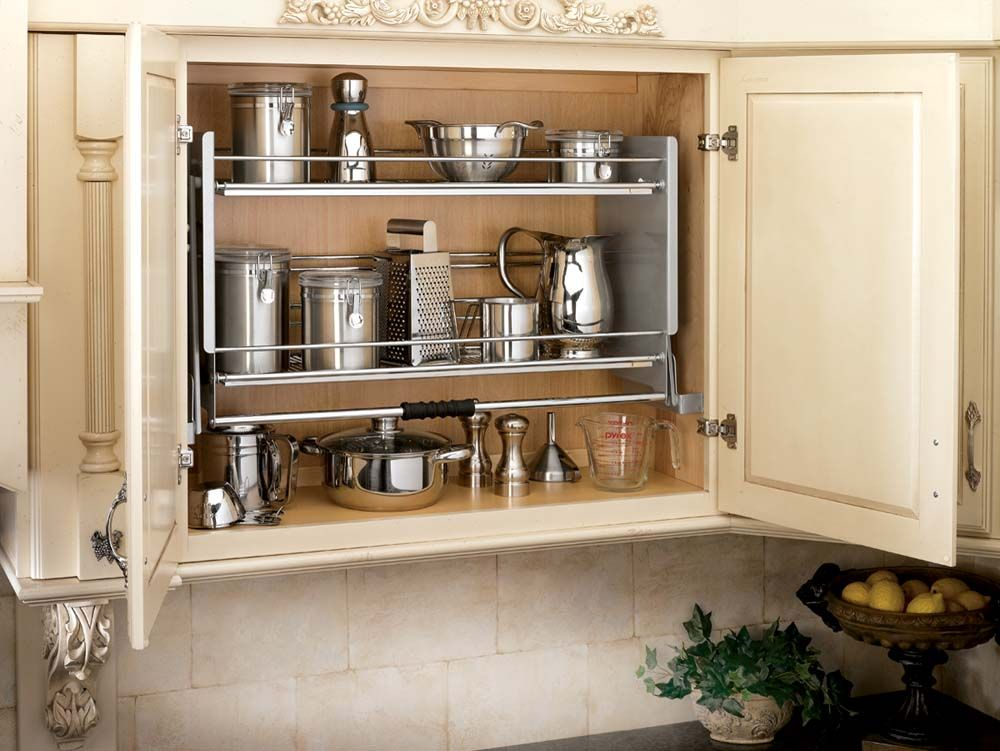 Images Of 36 Inch Pull-Down Shelf: 36 Inch Pull-Down Shelf