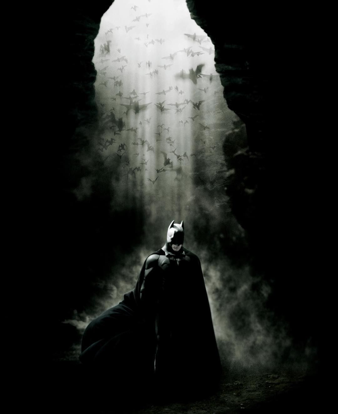 Batman Begins | The dark knight | Batman wallpaper, Batman
