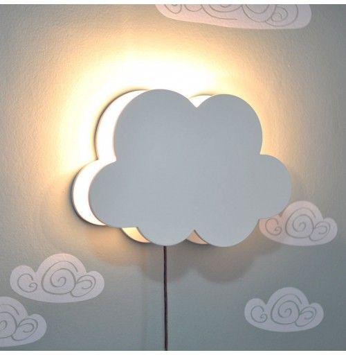 Arandela Nuvem Dimerizavel Luminaria Nuvem Arandelas Paredes