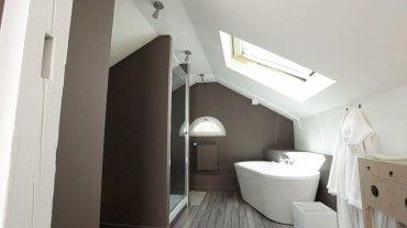 Isolation Salle de bain combles Cosy sous la pluie | Combles ...