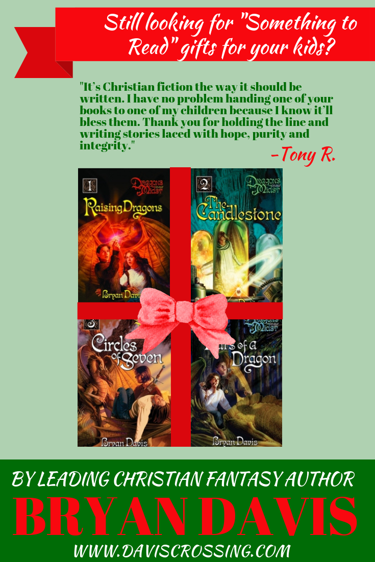 Are you still looking for a something to read Christmas gift idea for your  homeschool student? Has your Christian teen or preteen read