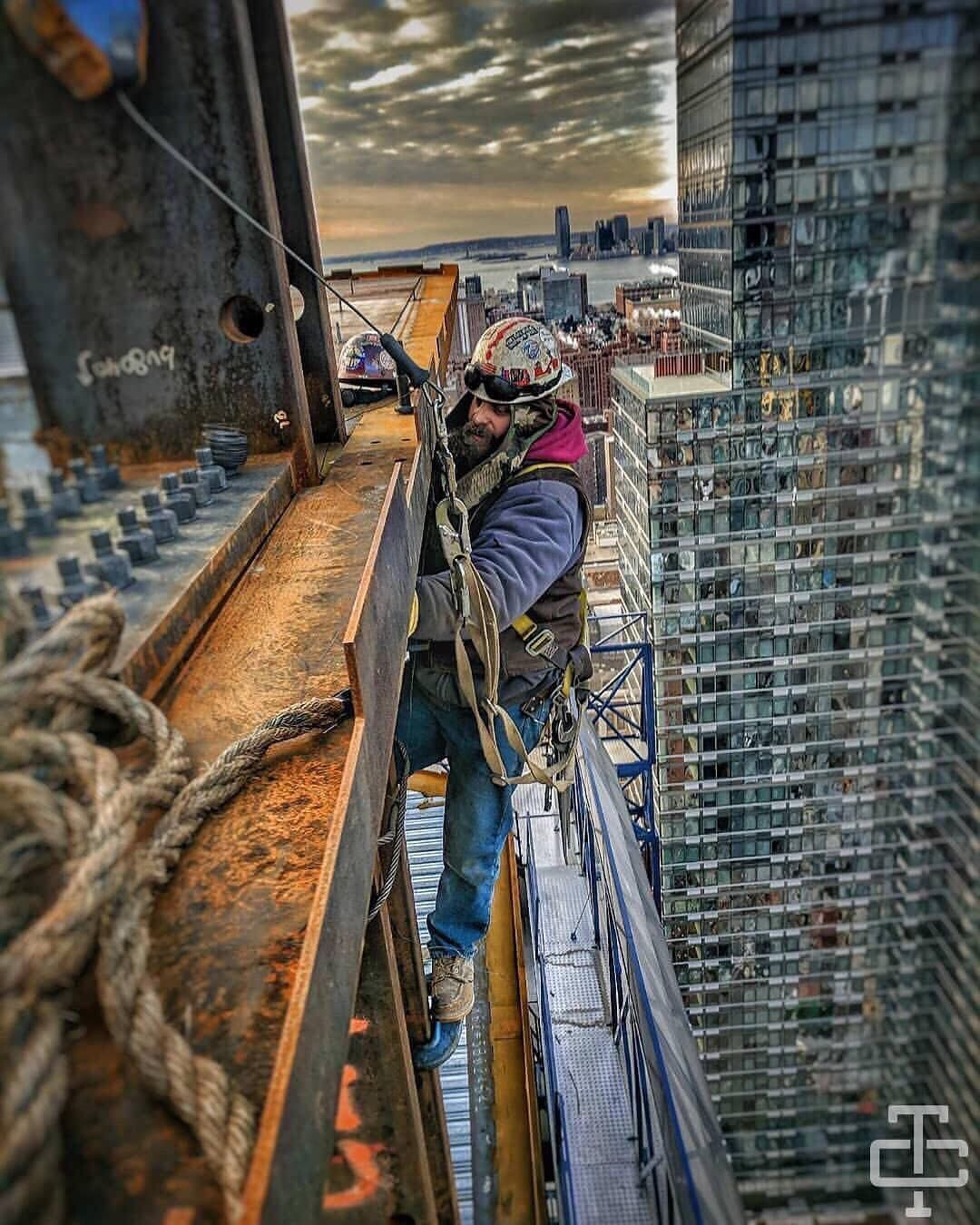 Pin by David Davies on Ironworkers quotes Steel worker