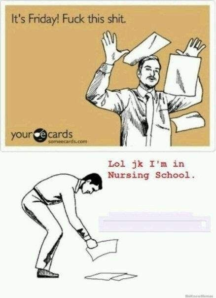 Nursing student papers