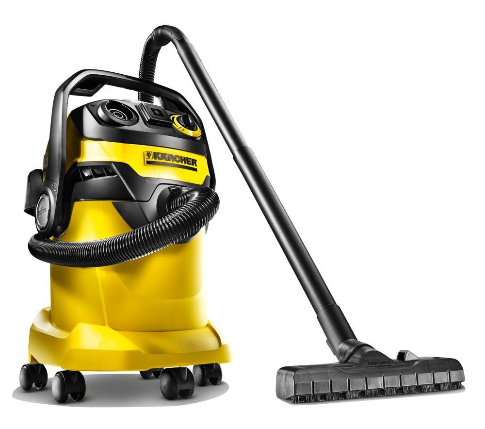Karcher WD5/P Wet/Dry Vacuum Wet dry vacuum, Vacuums