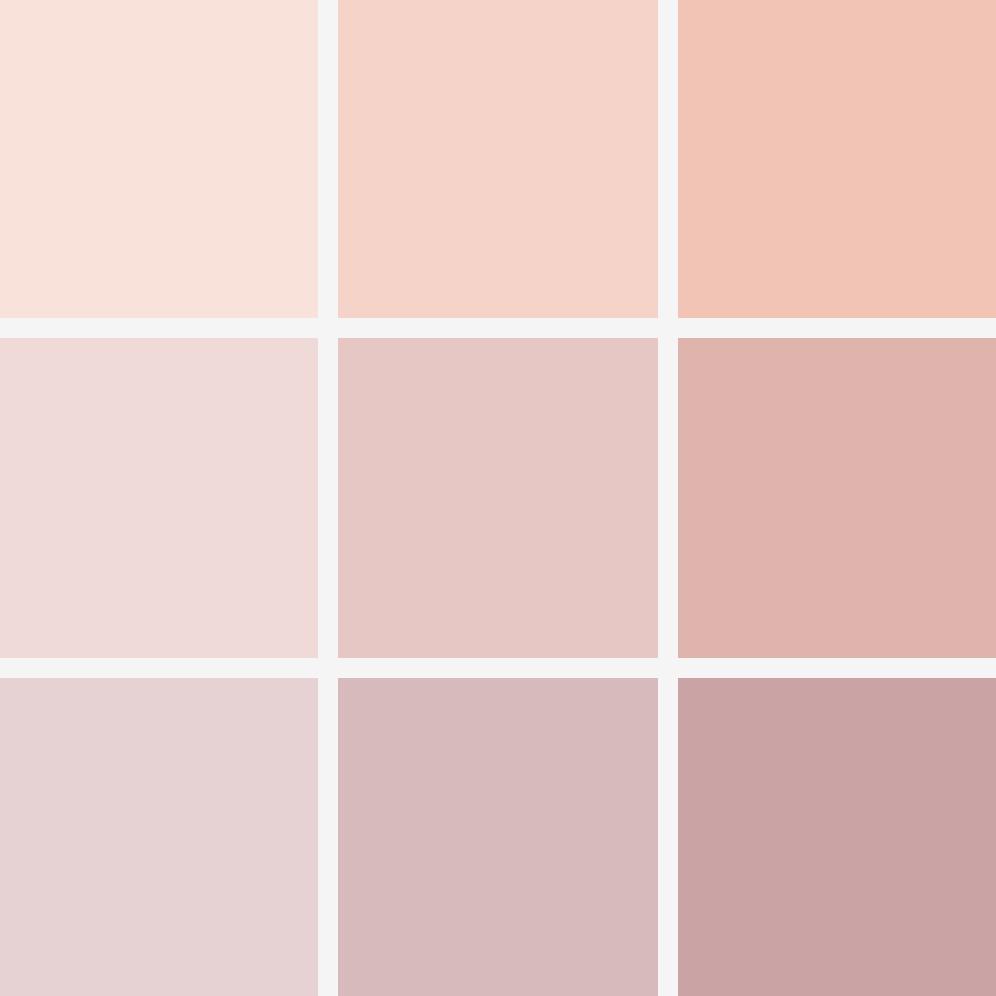 Colorshow blush nail polish