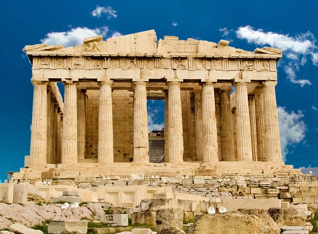 Exploring The Acropolis In Athens A Visitors Guide