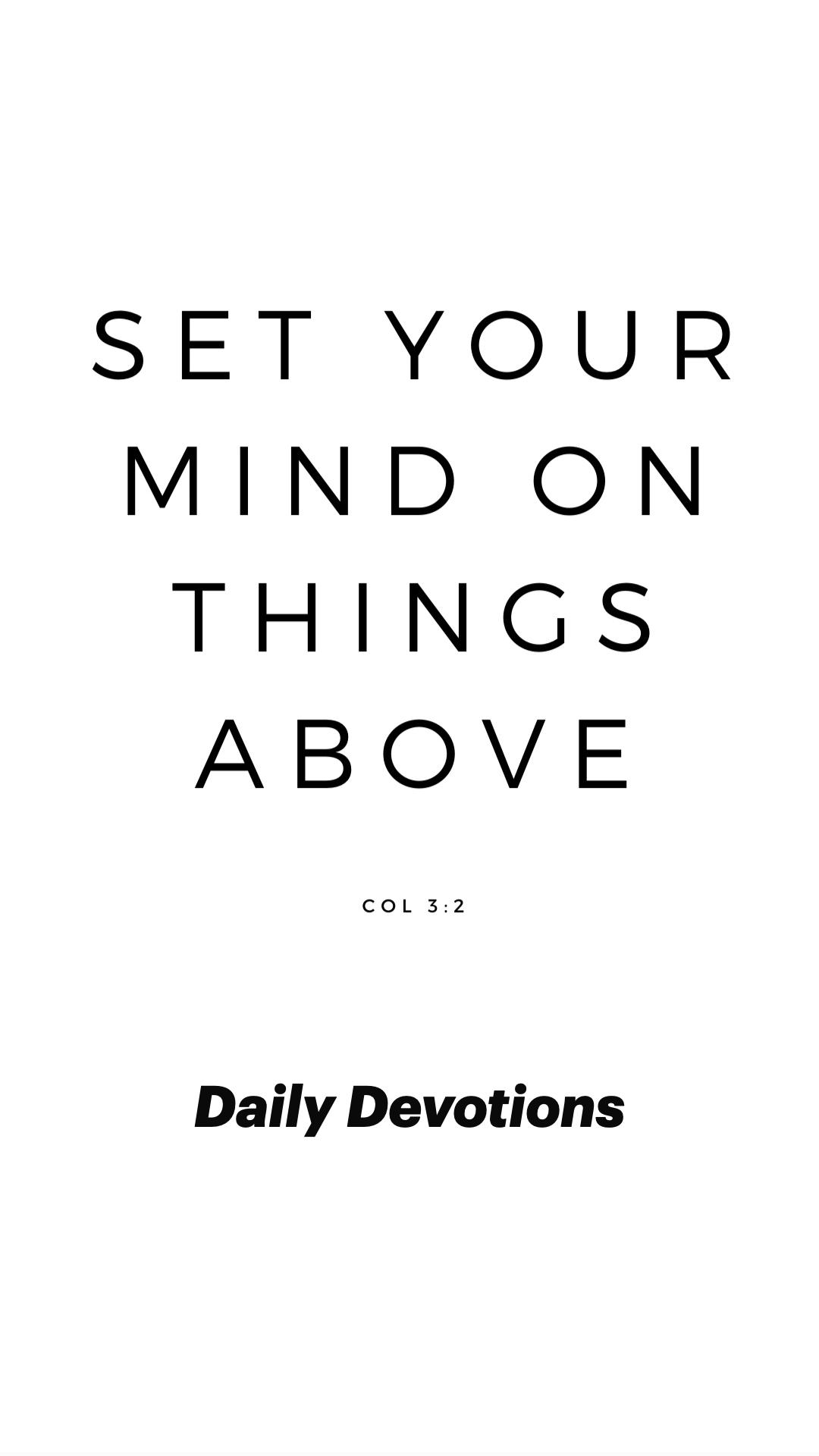 Faith Daily Devotions