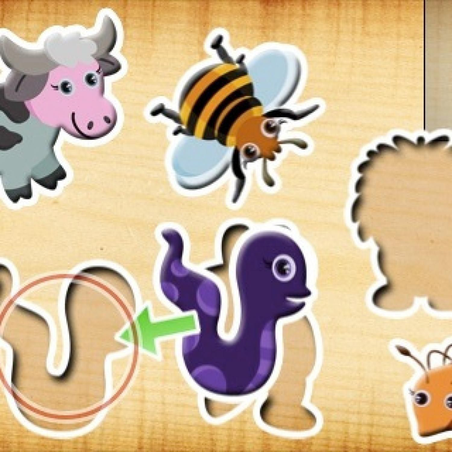 Educational iphone and ipad games for little kids