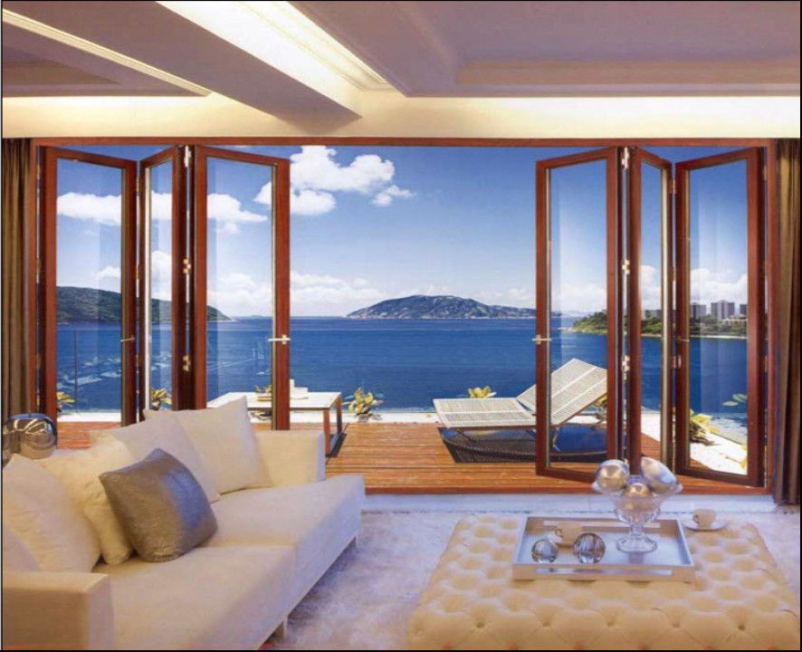 Unique Custom Patio Door Interior Sliding Glass Folding Wooden Factory For And Inspiration