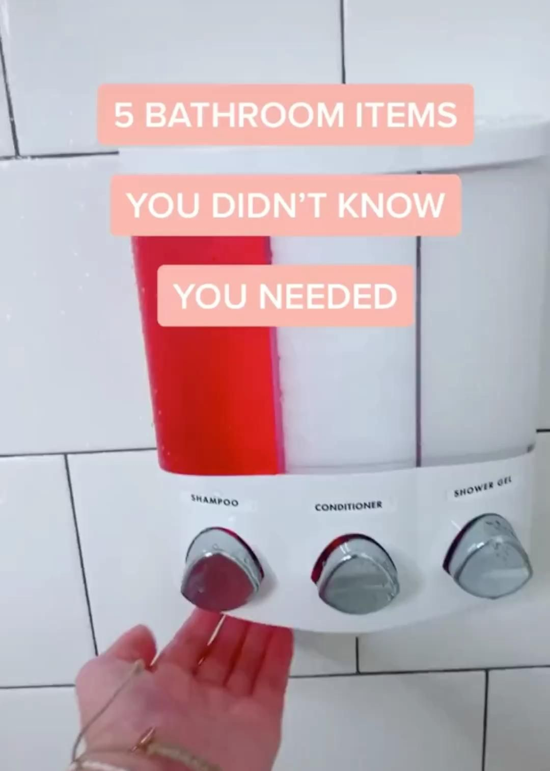Awesome Bathroom Finds
