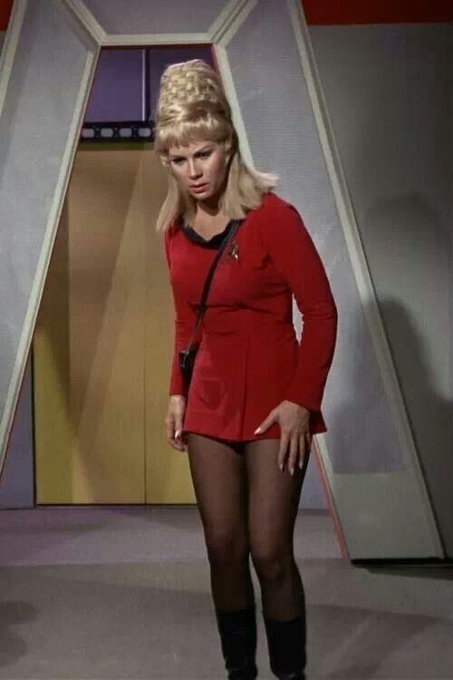 Star trek pantyhose