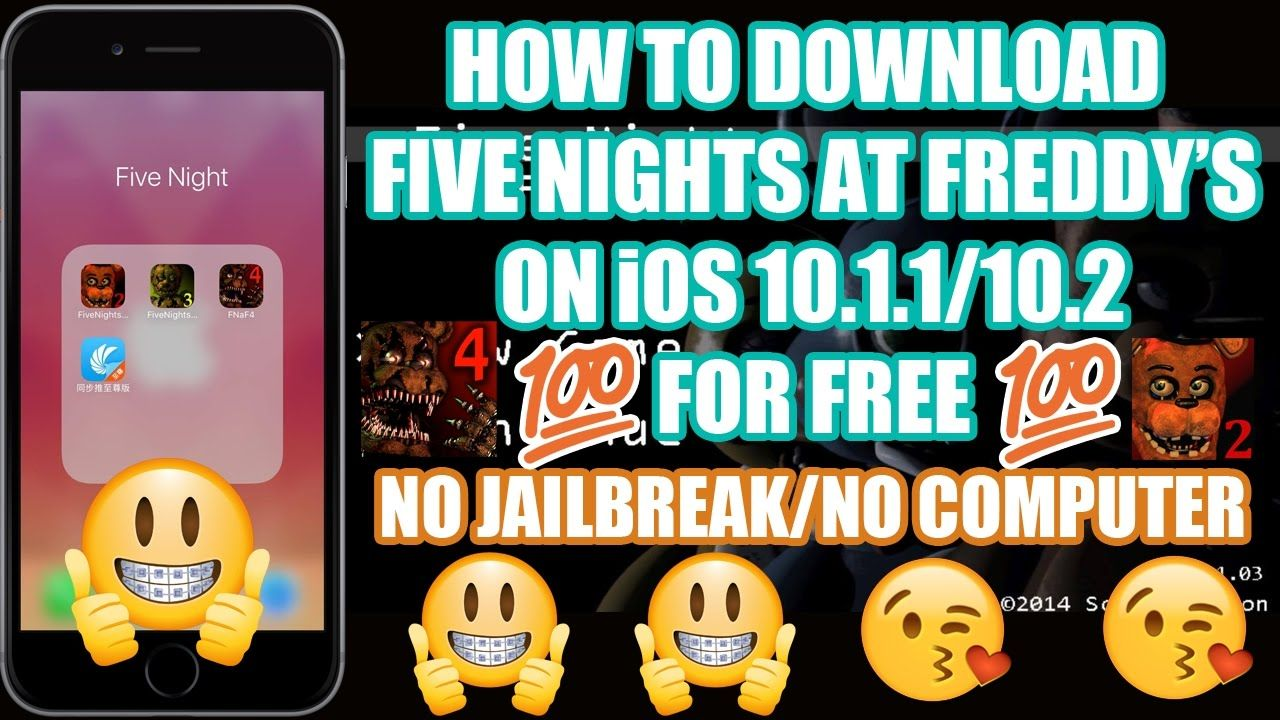 five nights at freddys 5 free download ios