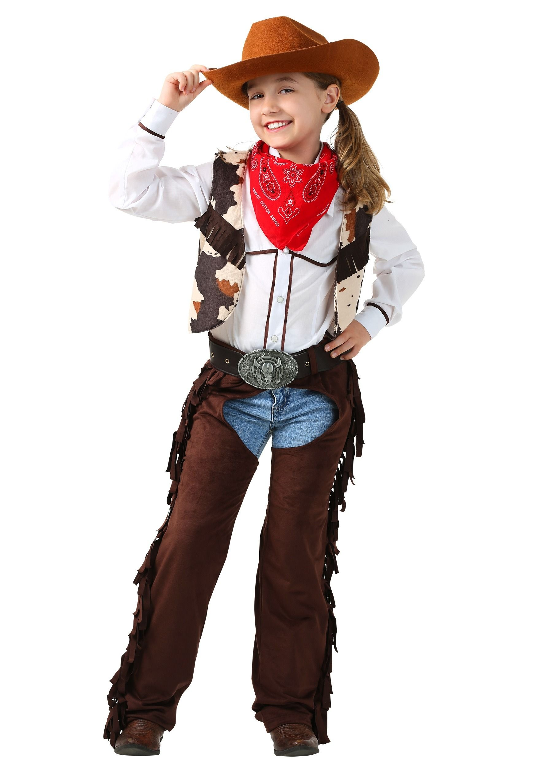 Child Cowgirl Chaps Costume Kids Costume Ideas Pinterest