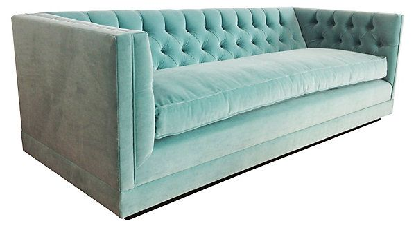 My Dream Couch. In The Dream Where I Dont Have A House Full If Huskies · Blue  SofasTuxedosTiffany ...