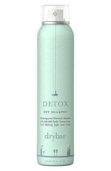 Drybar Detox Original Scent Dry Shampoo Nordstrom Dry Shampoo Shampoo Healthy Shampoo