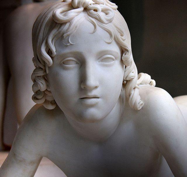 ❤ - Hyacinthe. Oeuvre de François-Joseph Bosio .(1817) - Musée du Louvre / Paris