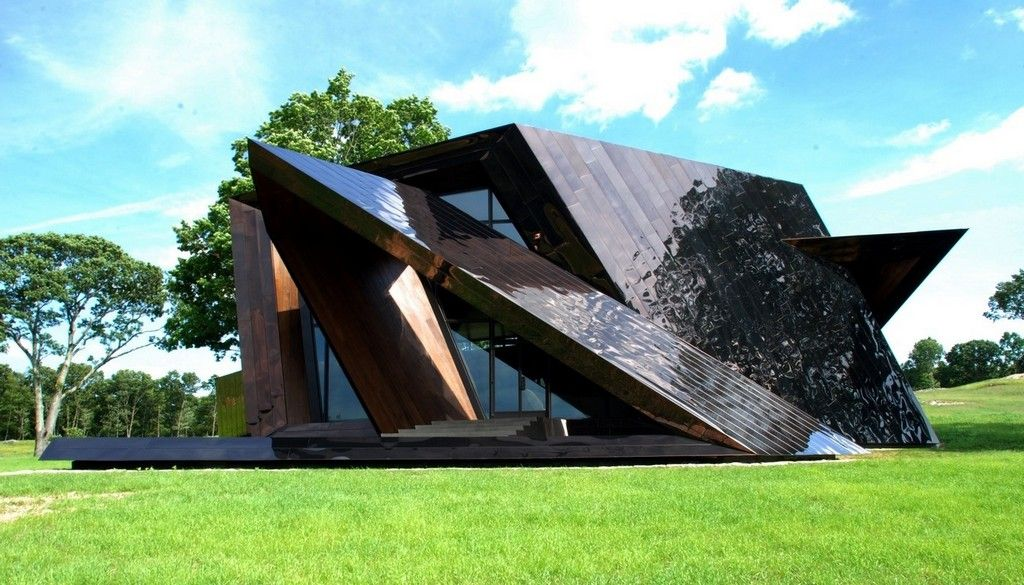 18.36.54 House by Daniel Libeskind. - Design Is This