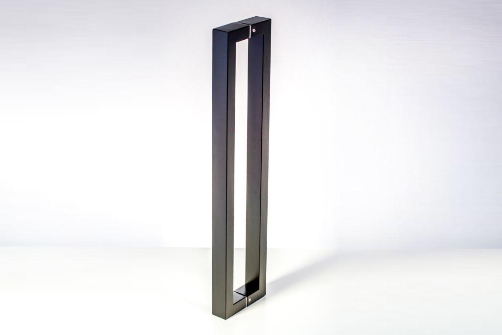 image result for glass shower door handle black matte kids
