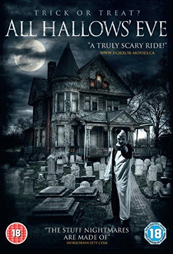 All Hallows Eve Dvd A Really Good Anthology Movie 5 Full Movies Hallows Eve Most Popular Tv Shows