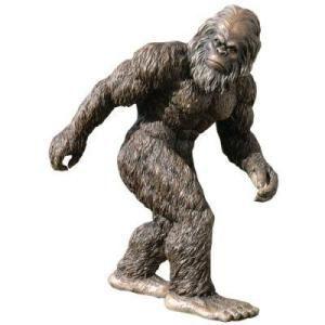 Bigfoot Garden Statue From Home Depot. LOVE!