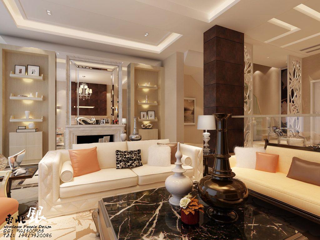 Pooja Room Designs in Living Room | Dream home | Pinterest | Room ...