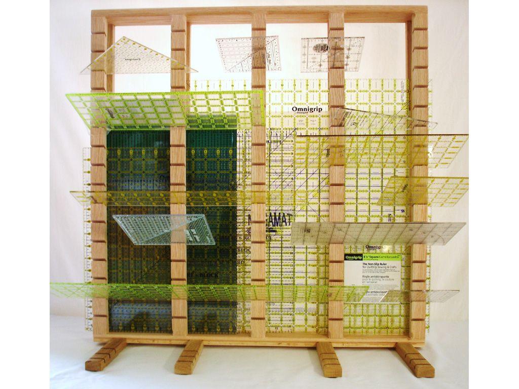 Images Of Quilt Studio Storage Ultimate Squared Ruler