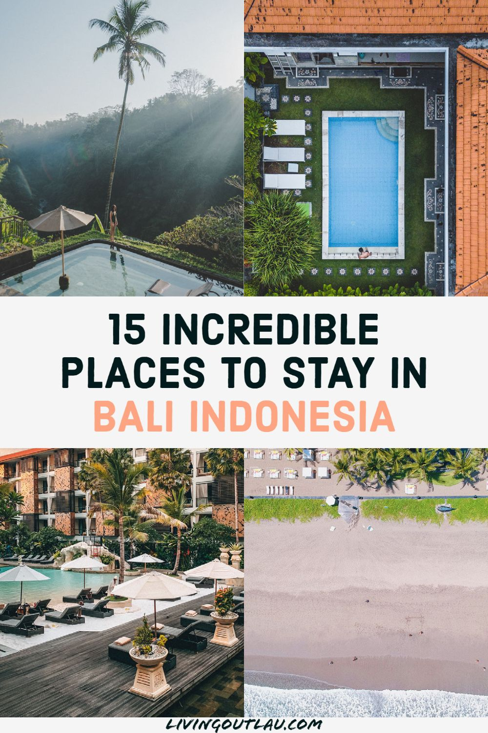 15 Stunning Airbnbs In Bali You Cannot Miss Livingoutlau In 2021 Bali Travel Indonesia Travel Travel Destinations Asia