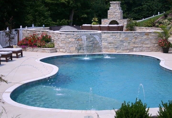 Pool Patio Contractors Www Stonecreationsoflongisland Net Pool