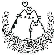 Image Result For Pusheen Coloring Page Unicorn Coloring Pages Cat Coloring Page Pusheen Coloring Pages