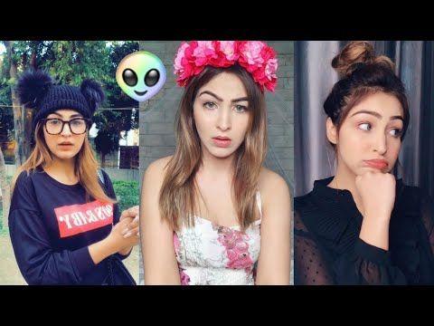 Anmol Bhatia Brand New And Trending TikTok Fun   TikTok Trending   Beauty Highlights - YouTube