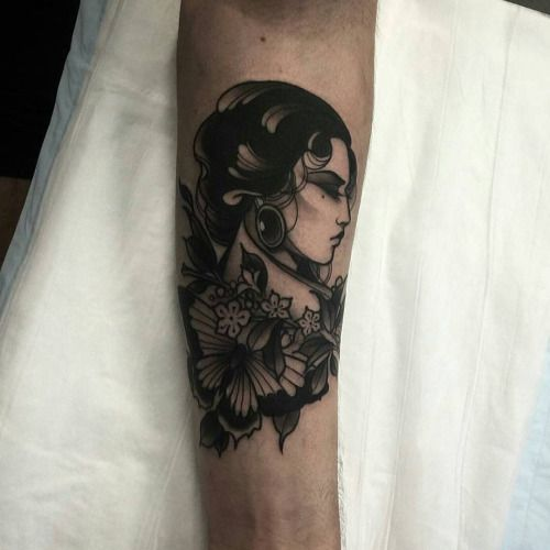 wainktattoo:  #tattoo by Pari Corbitt @pari_corbitt  (at WA Ink Tattoo)   Pari Corbitt