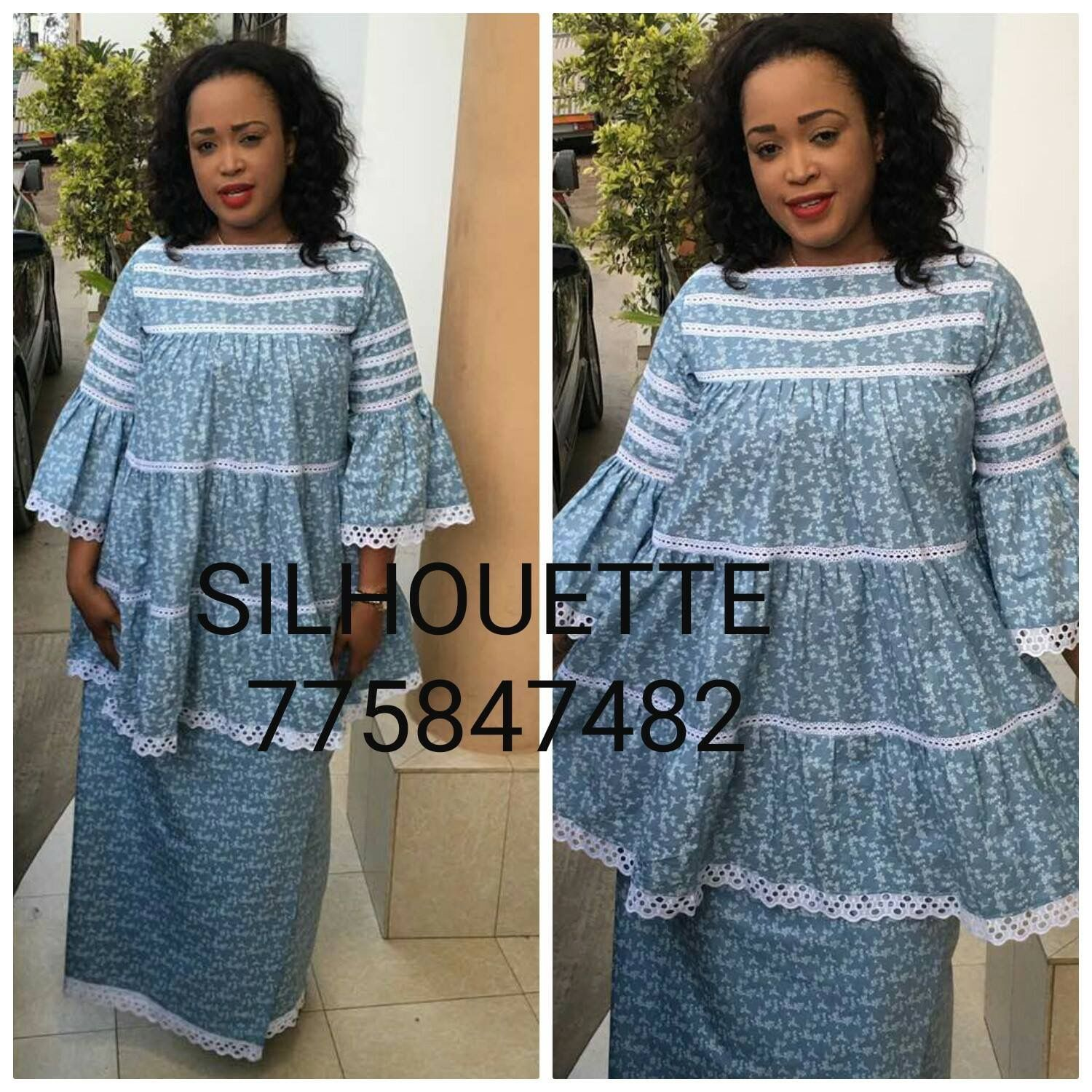 Robe Africaine: Pin By BeaMarie Antoinette A On Printed African Dress