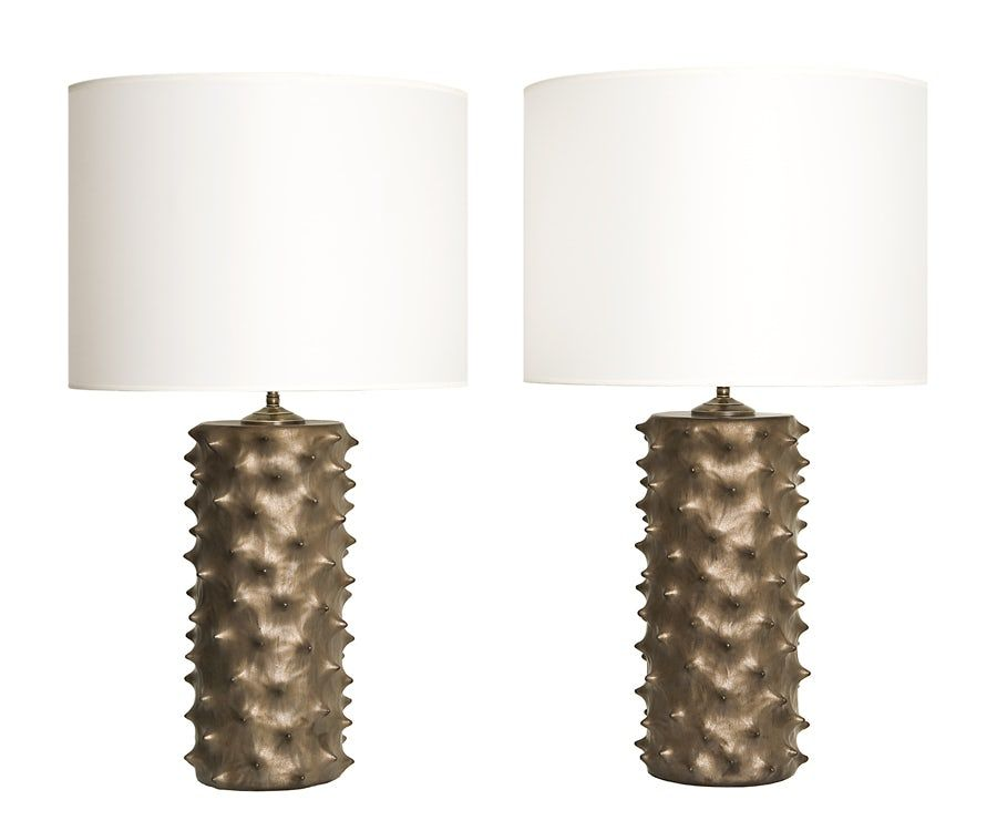 The spina table lamp contemporary industrial transitional mid century modern traditional organic table lighting dering hall
