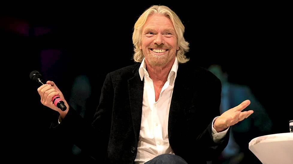 Nämä ovat miljardööri Richard Bransonin 10 ohjetta menestykseen